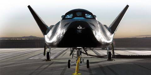 Dream Catcher Airplane Dream Chaser Space Plane Will Fly in 40 37