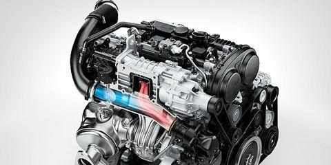 [WQZT_9871]  Volvo Combines Turbocharging + Supercharging | Volvo Xc90 Turbo Engine Diagram |  | Popular Mechanics