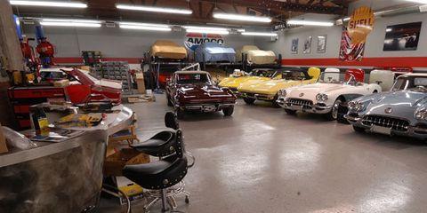 Car Garage Delighful For