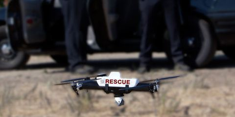 5 Ways Drones Could Come to Your Rescue