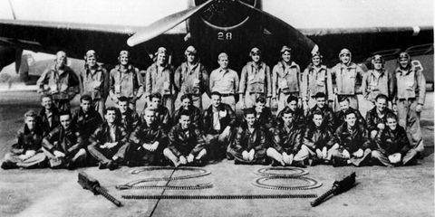 Flight 19: Six Navy Aircraft Fall Victim to the Bermuda Triangle