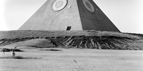 Creepy Abandoned Military Sites From Around the World