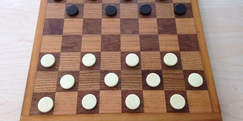 image about Printable Checkers Board named How towards Establish a Chess and Checkerboard