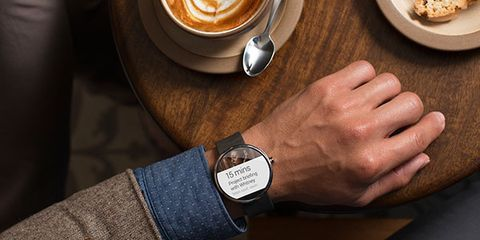 """""""Prepare for Android...on your wrist!"""""""
