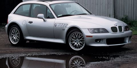 1998-2002 Z3 M Coupe