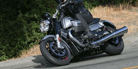 Moto Guzzi California The Cruiser That Just Might Convert You
