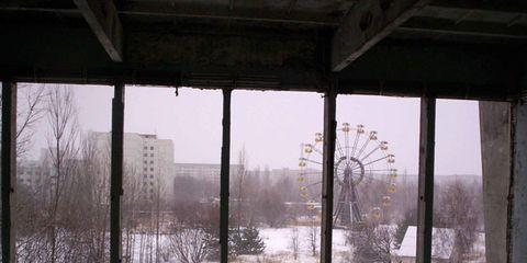 Pripyat Amusement Park, Ukraine
