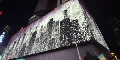 New York's Biggest New Billboard Makes Times Square Look Like Blade Runner
