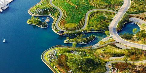 Self-Sustaining Parkland