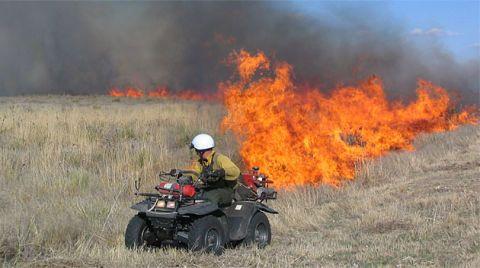 1. ATV-Mounted Power Torch