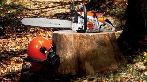 Top Stihl MS 280 C-BQ Chain Saw: Quick Thinker #CJ_92