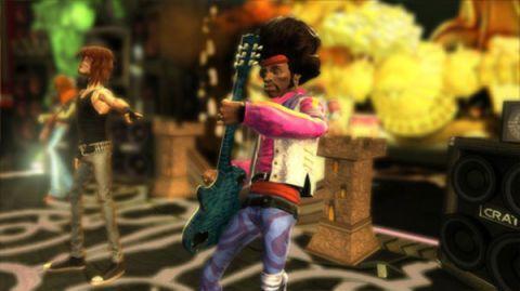 Guitar Hero 3 Screen Shot