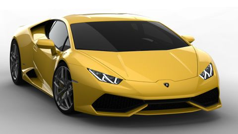 5 Things You Need to Know About the Lamborghini Huracan
