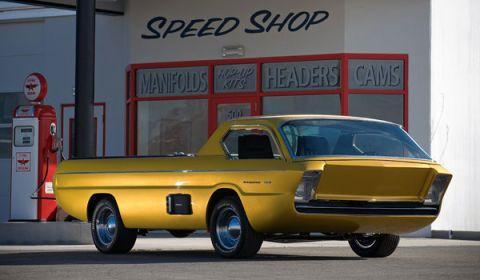1967 Dodge Deora Concept