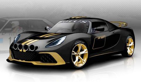 Lotus Exige R-GT Rally Car: A Spinoff We Can Live With