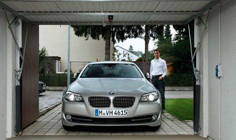 BMW Next-Gen Driving Tech - Self-Driving Car Technologies