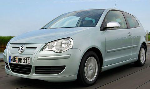 2008 VW Polo BlueMotion