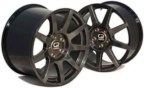 Carbon Fiber Wheels >> 15 000 Carbon Fiber Wheels Beg The Question Form Or Function