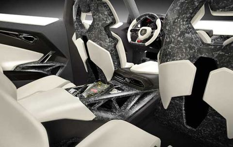 Lamborghini S Urus Suv Concept Wows Beijing Auto Show