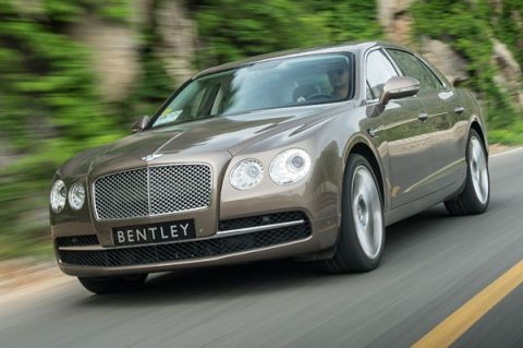 You Can Thank China for Bentley's Back Seat Bonanza