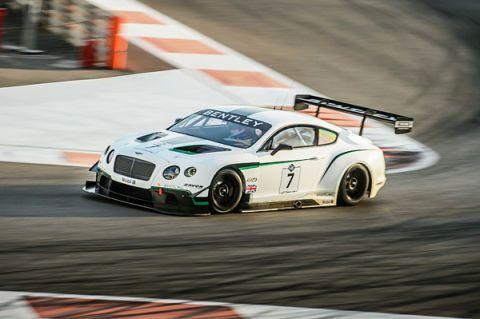Bentley Battles AMGs, Ferraris, McLarens, Scores Strong Racing Debut