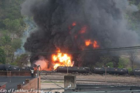 Crude Oil Cars and Train Derailments, Explained