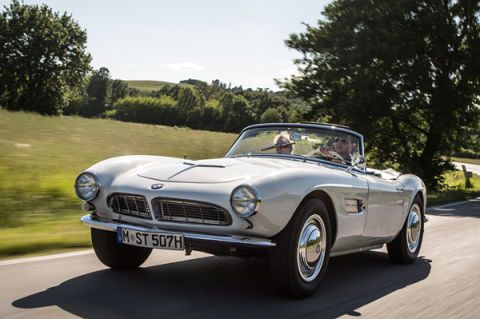 On the Brilliant BMW 507, and How I Became a Rolls-Royce Guy