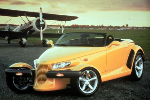 Concept cars 1990s