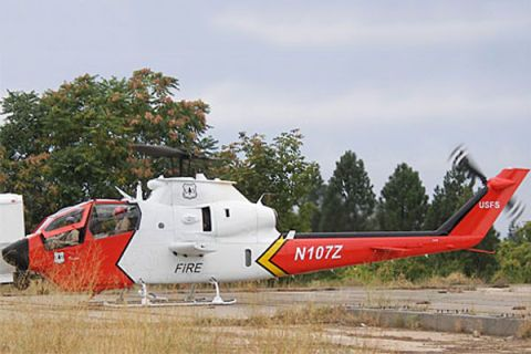 2. Firewatch Helicopters