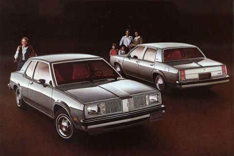 1980 to 1982 General Motors X-Cars