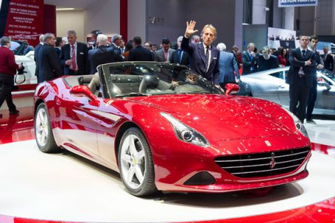 The New Cars Of The Geneva Motor Show