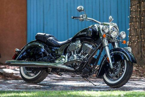 2014 Indian Motorcycles: All Hail the Chiefs