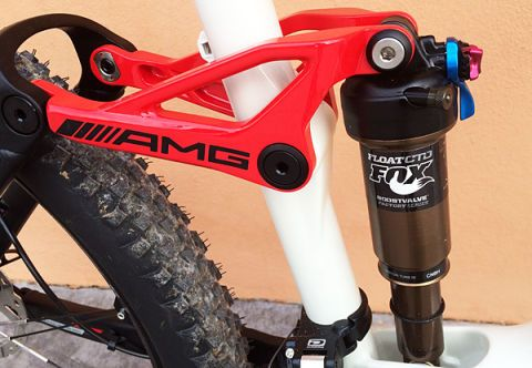 Rotwild Builds the AMG of Mountain Bikes
