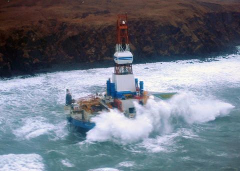 What Shell's Kulluk Oil Rig Accident Means for Arctic Drilling