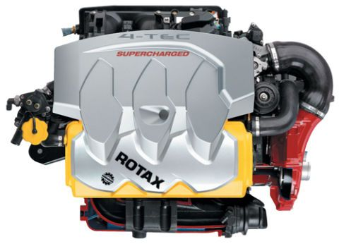 Sea-Doo RXP Supercharged Personal Watercraft