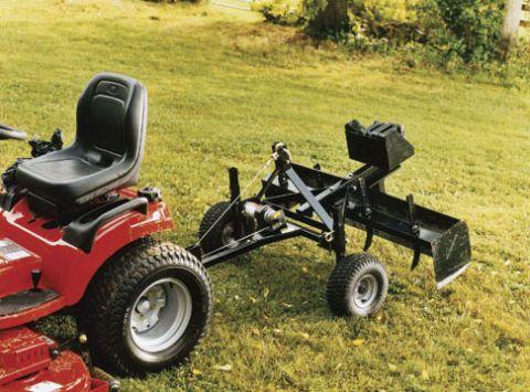 Best Garden Tractors - Reviews of Garden Tractors