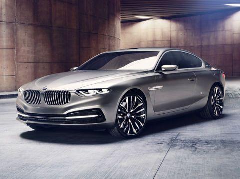 BMW Pininfarina Gran Lusso Coupé: Italian Body, German Soul