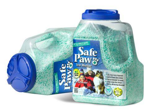SAFE PAW ICE MELTER, $17
