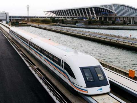Super-High-Speed Rail