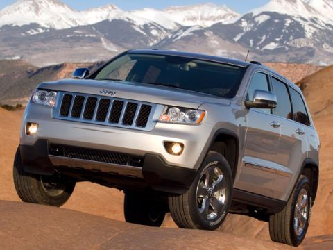 2014 Jeep Liberty Replacement