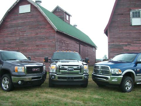 Heavy Duty Sel Pickup Trucks Are The Strongmen Of Automotive World These Mammoth Machines Can Tow Hulking Trailers So Mive And Carry Payloads