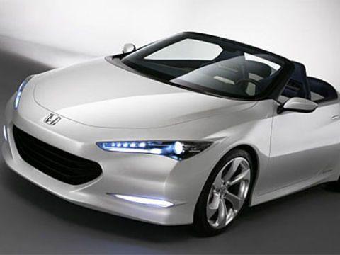 Honda Low-Emissions Roadster