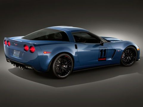 2011 chevrolet corvette z06 carbon limited edition.