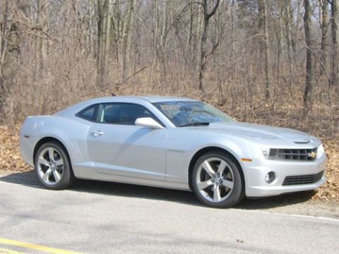 2010 Chevrolet Camaro Pictures And Stories Pics Of The 2010