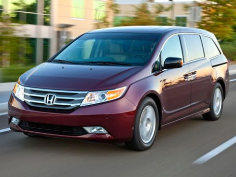 Honda Has Redesigned Its Odyssey Minivan For 2011. But, Frankly, The Odyssey  Was Already Such A Solid Product That The New One Isnu0027t That Much Better.