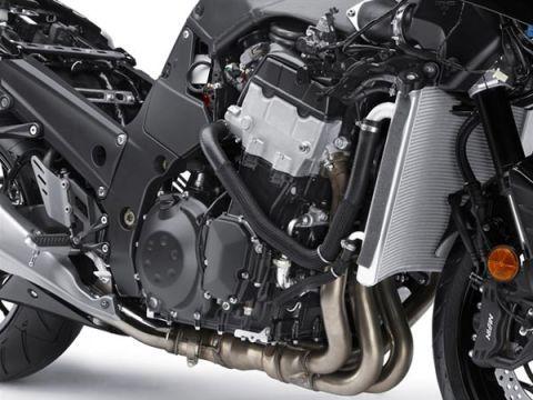 2012 Kawasaki Ninja ZX-14R Test Drive
