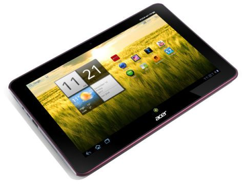 More Android Tablets