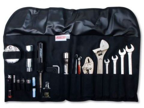 The ultimate survival preparedness kit for your car now were getting to some popular mechanics bread and butter the toolkit the best one weve seen is the roadtech kit from aerostich solutioingenieria Choice Image