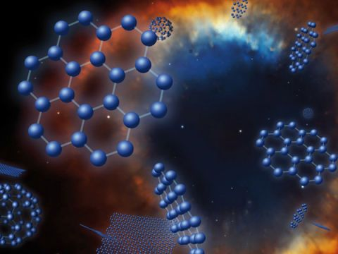 Far-Out Fullerenes and Graphene