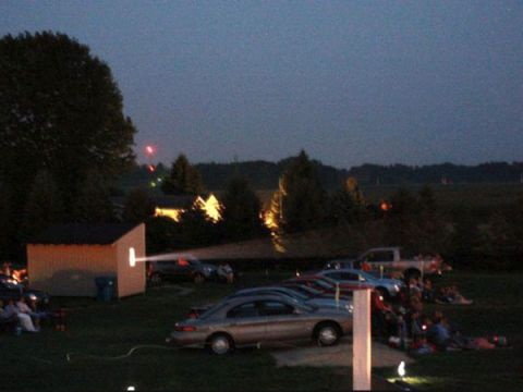 If You Build It...: Field of Dreams Drive-In